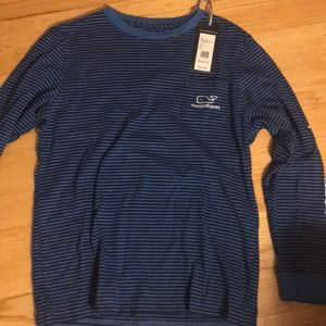 Vineyard vine new w/ tags boys shirt